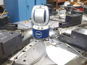 Faro Laser Alignent 2